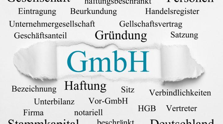 Unternehmensgründung: Rechtsformen im Überblick