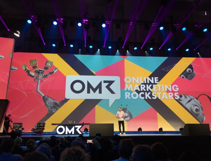 Das Online Marketing Rockstars Festival