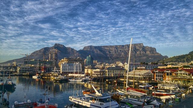 Auch in Kapstadt in Südafrika gibt es Coworking Spaces
