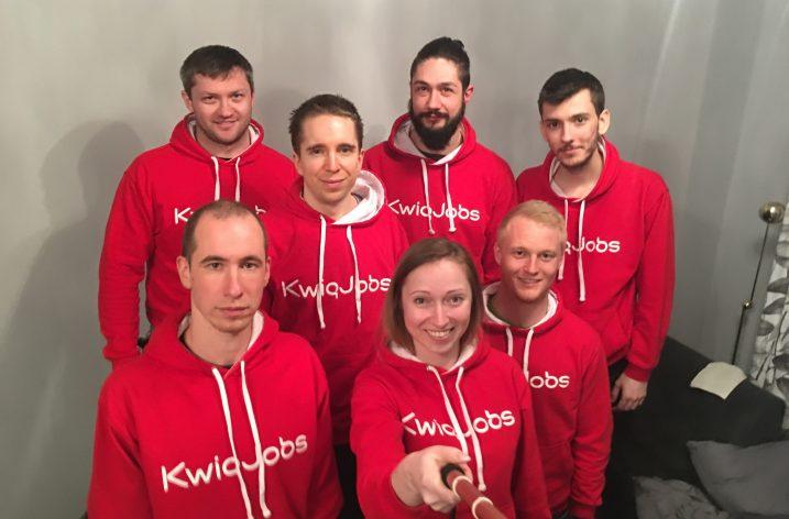Interview mit Nicole aus dem Team von KwiqJobs