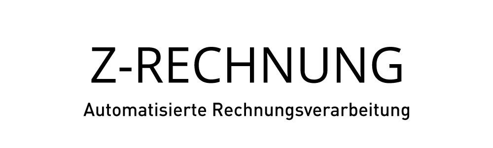 Das Logo des Startups Z-RECHNUNG