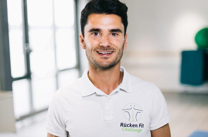 Interview mit Ramin von RFC-Fitness – das Training für einen gesunden Rücken