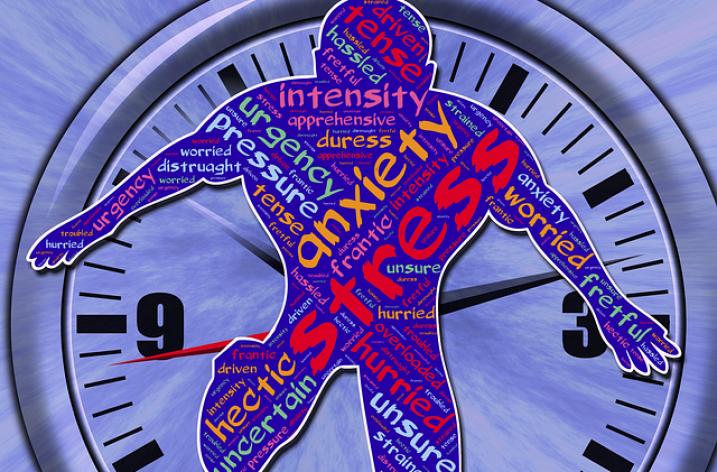 Stress abbauen – Burnout vorbeugen