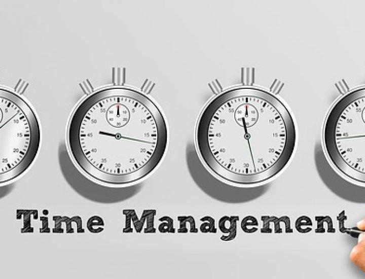 Viel Arbeit & wenig Zeit? – 7 Tipps für ein besseres Zeit- und Selbstmanagement