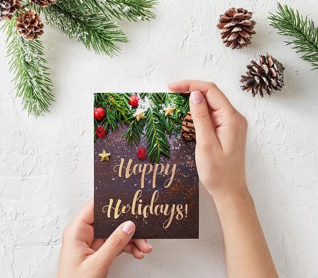 Kurze Weihnachtswünsche Für Kunden.Tipps Für Geschäftliche Weihnachtskarten Profit De