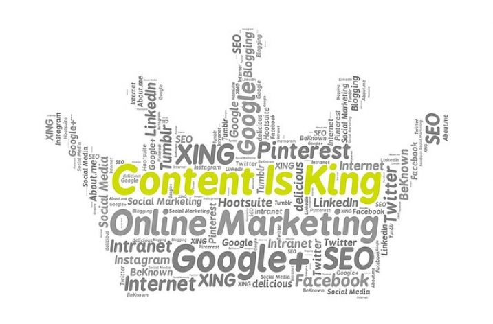 """Contentmarketing – """"Content is King!"""""""