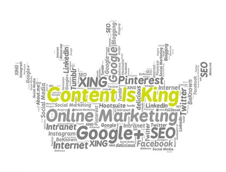 "Contentmarketing – ""Content is King!"""