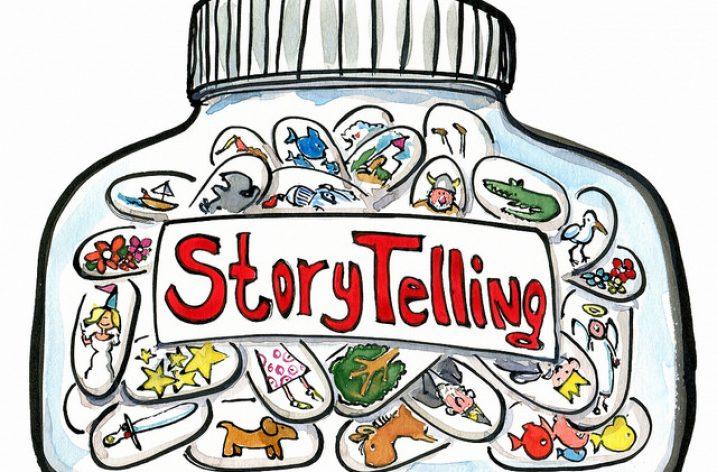 Storytelling – Wie du mit Geschichten mehr Menschen erreichst