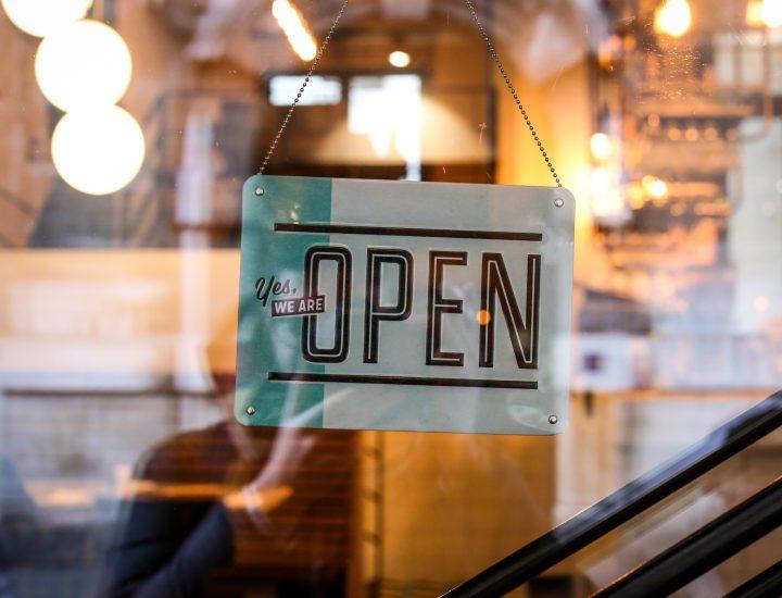 Pop-up-Stores – gewerbliche Kurzzeitmiete