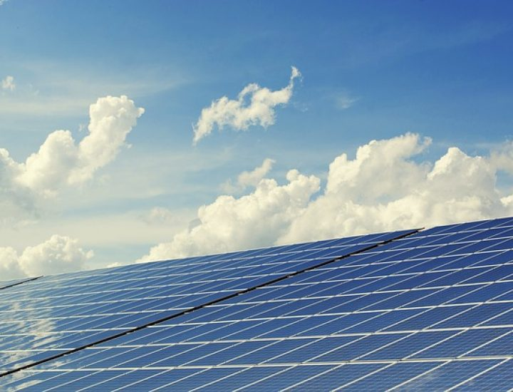 Investition in die Zukunft: Speichere die Sonnenenergie.