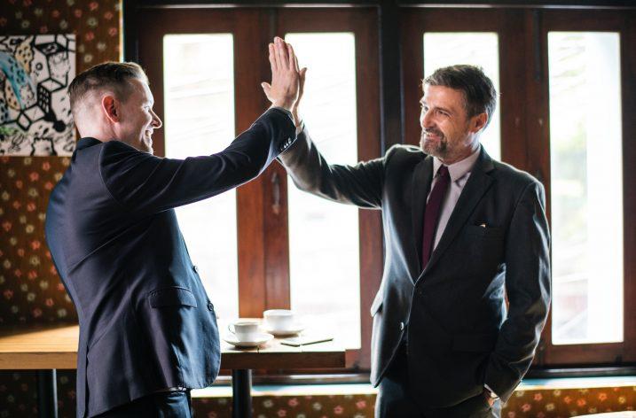 Sind Männer die besseren Manager?