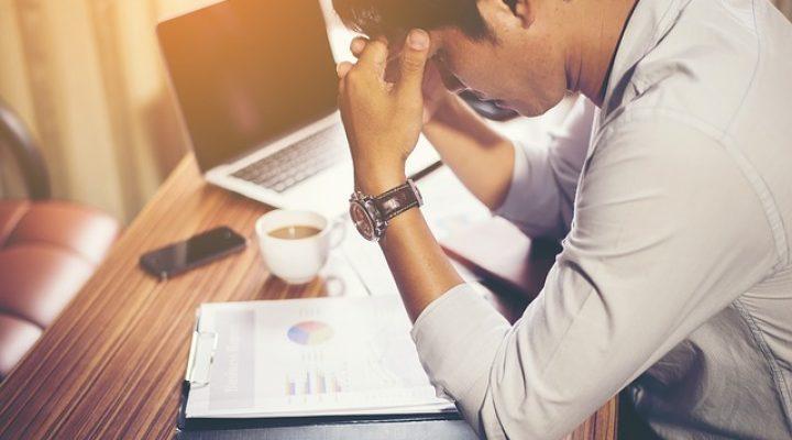 Naht der Burnout? – Warnzeichen