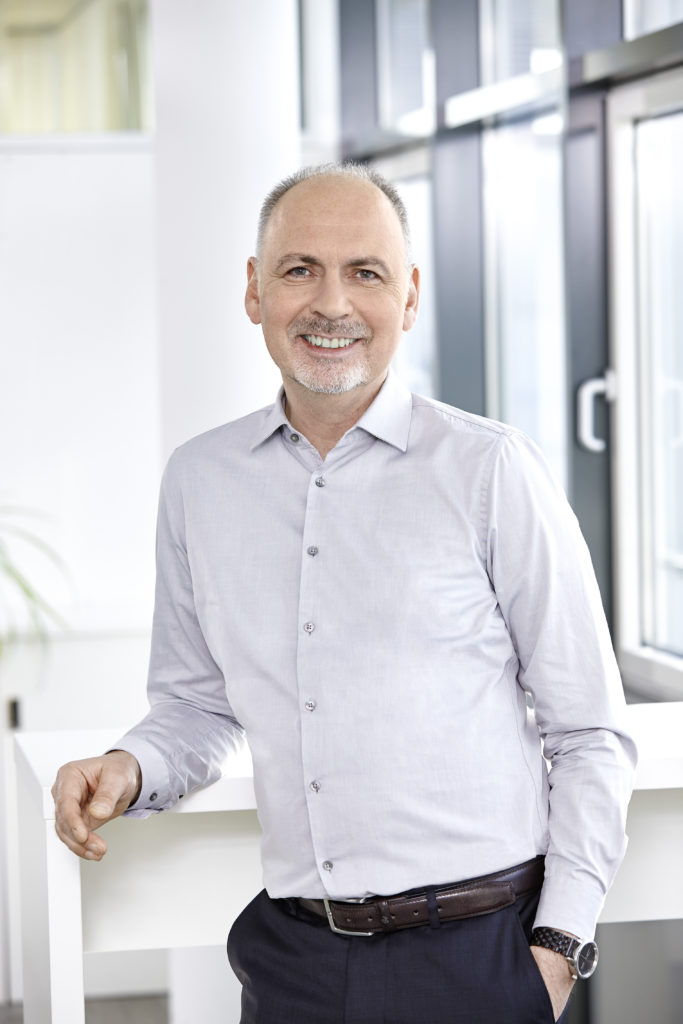 Holger Ellerbrock, Marketingleiter der SIGEL GmbH