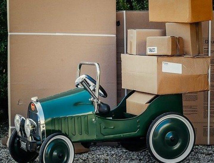 Verpackungen – unentbehrlich für Logistik, Lagerung und Schutz der Produkte