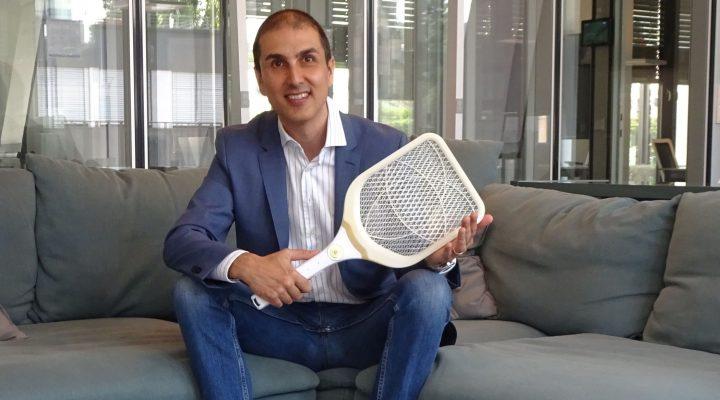 Mosquilla – DIE elektrische Insektenklatsche | Gründerinterview
